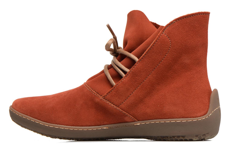 Bottines et boots El Naturalista Bee ND82 Rouge vue face