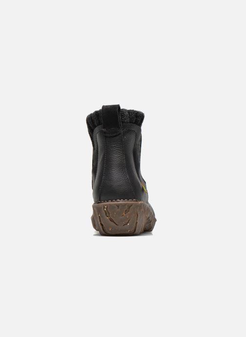 Boots en enkellaarsjes El Naturalista Yggdrasil NE23 Zwart rechts