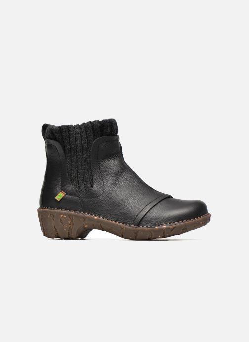 Boots en enkellaarsjes El Naturalista Yggdrasil NE23 Zwart achterkant