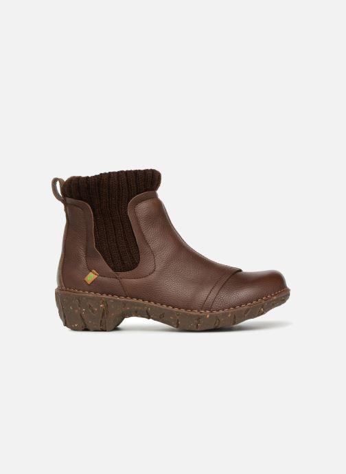 Stiefeletten & Boots El Naturalista Yggdrasil NE23 braun ansicht von hinten