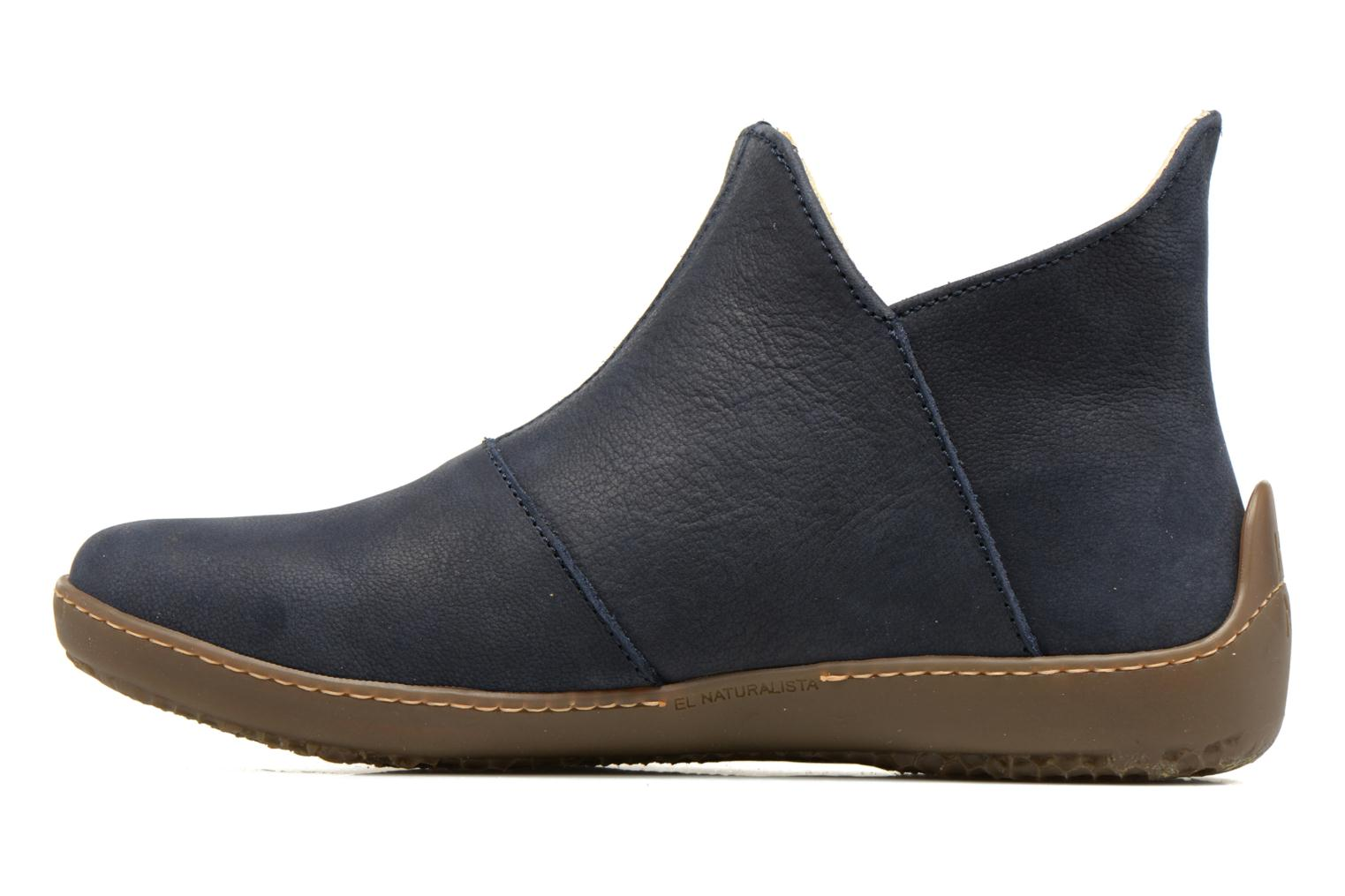 Ankle boots El Naturalista Bee ND81 Blue front view