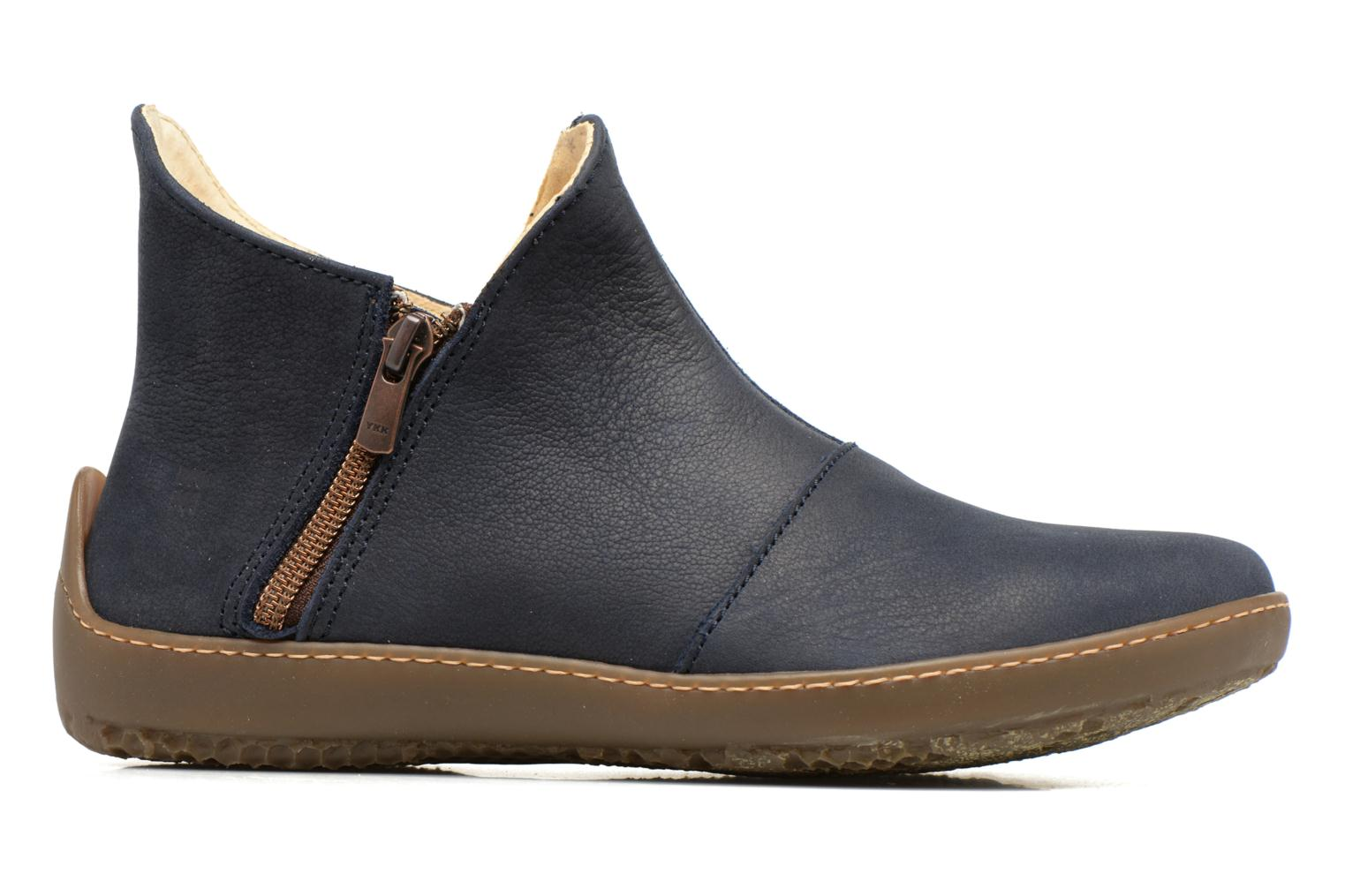 Ankle boots El Naturalista Bee ND81 Blue back view