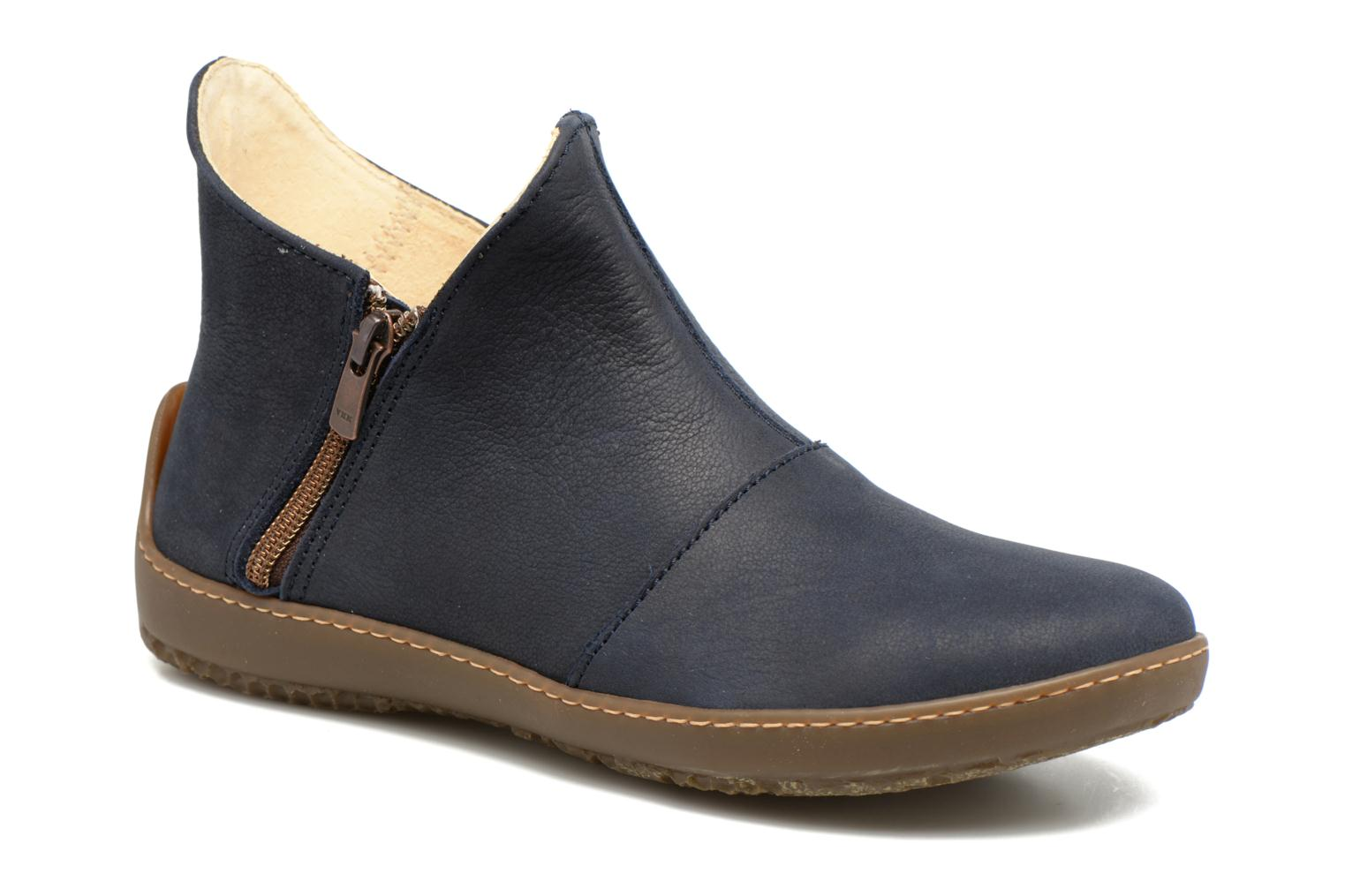 Ankle boots El Naturalista Bee ND81 Blue detailed view/ Pair view
