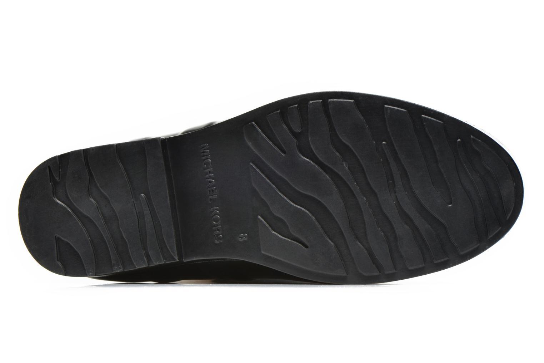 Bottes Michael Michael Kors Charme stretch rain boot Noir vue haut