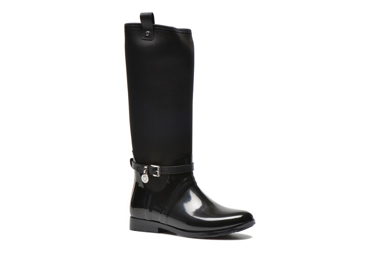 Bottes Michael Michael Kors Charme stretch rain boot Noir vue détail/paire