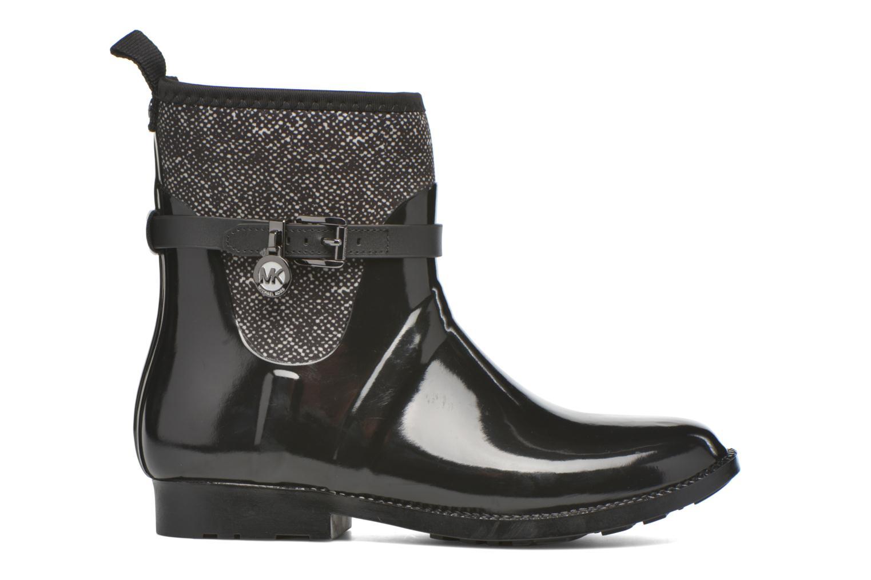 Bottines et boots Michael Michael Kors Charme stretch rain bootie Noir vue derrière