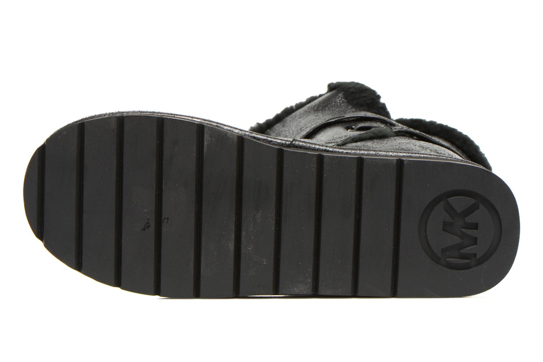 Bottines et boots Michael Michael Kors Sandy bootie Noir vue haut