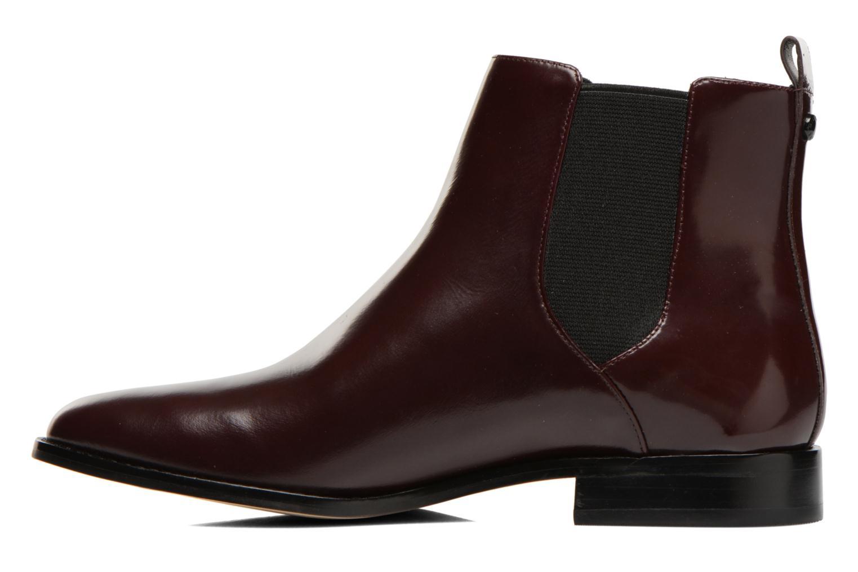 Bottines et boots Michael Michael Kors Thea bootie Bordeaux vue face