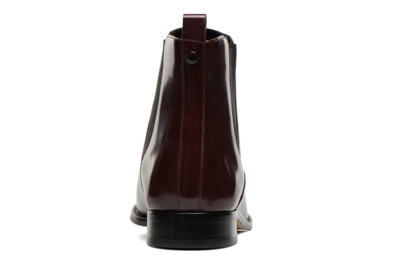 Bottines et boots Michael Michael Kors Thea bootie Bordeaux vue droite