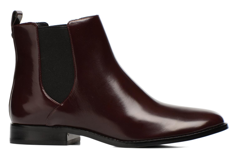 Bottines et boots Michael Michael Kors Thea bootie Bordeaux vue derrière