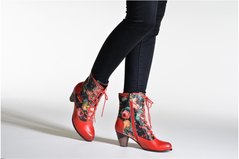 Boots en enkellaarsjes Laura Vita Tarlat Multicolor onder