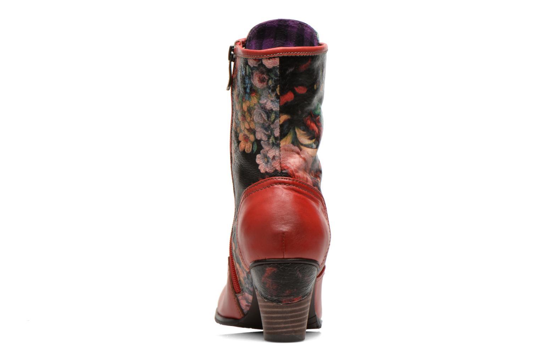 Boots en enkellaarsjes Laura Vita Tarlat Multicolor rechts