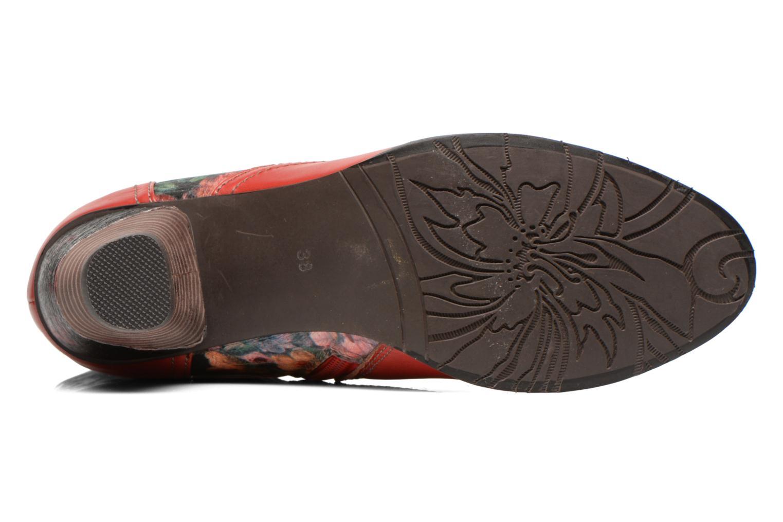 Boots en enkellaarsjes Laura Vita Tarlat Multicolor boven