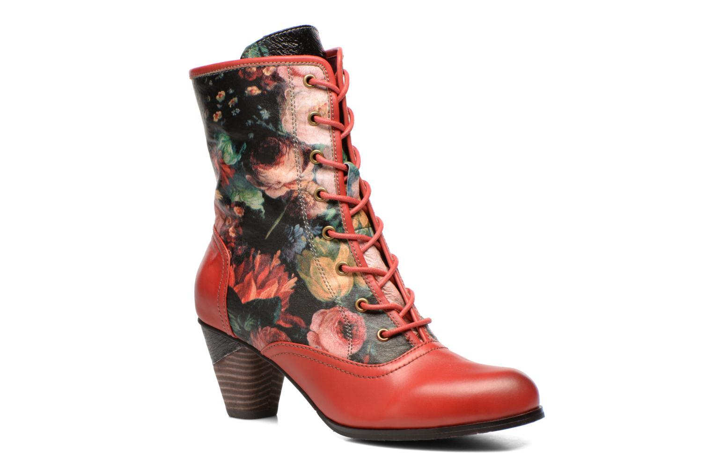 Boots en enkellaarsjes Laura Vita Tarlat Multicolor detail