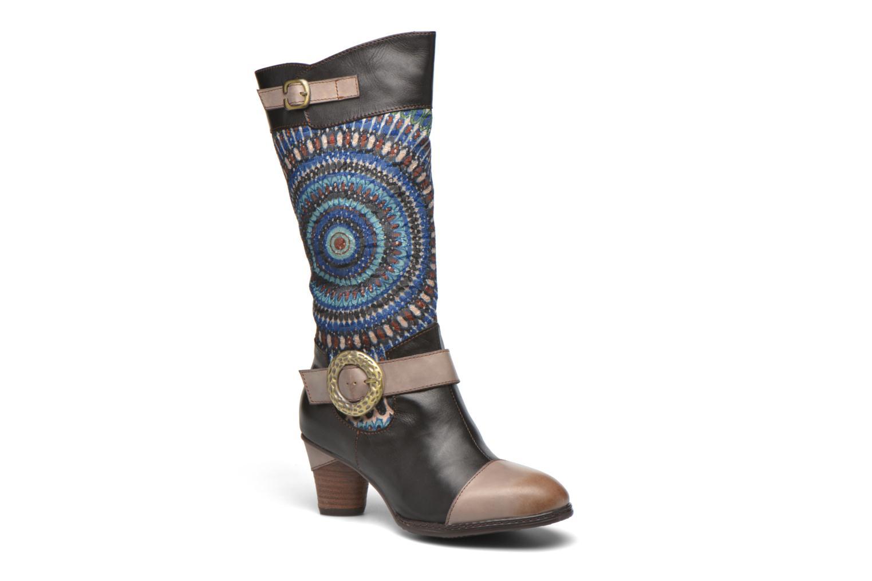 Nuevo zapatos  Laura Vita Talle (Negro) - Botines  zapatos en Más cómodo 2931d7