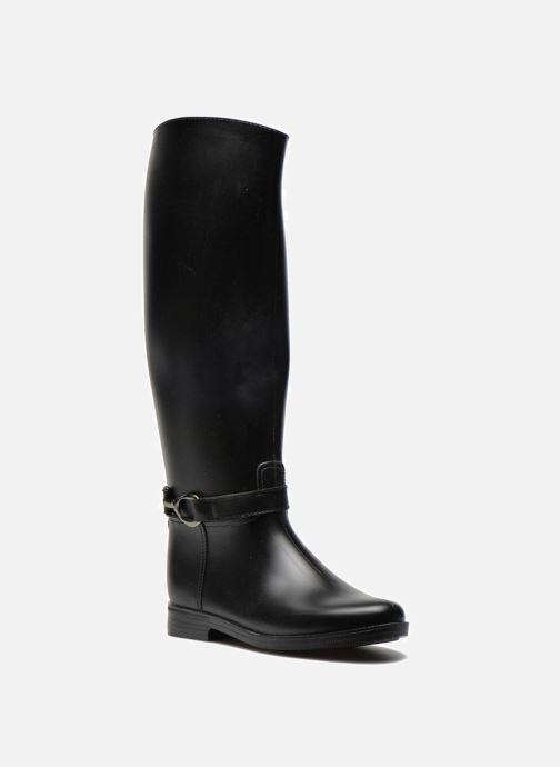 Stiefel Méduse Flamille schwarz detaillierte ansicht/modell