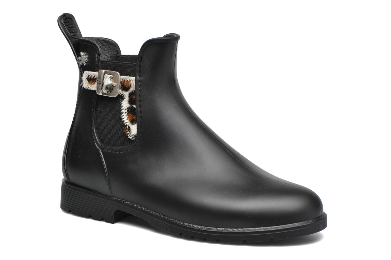 Bottines et boots Méduse Jumpat Noir vue détail/paire