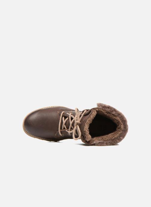 Boots en enkellaarsjes TBS Anaick Bruin links