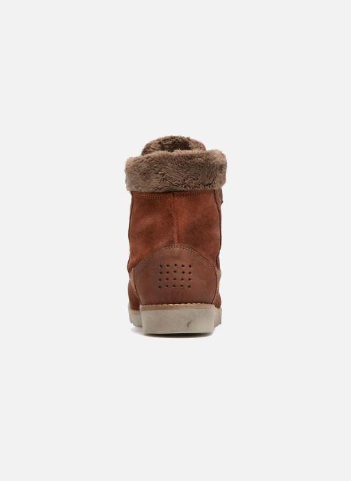 Bottines et boots TBS Anaick Orange vue droite