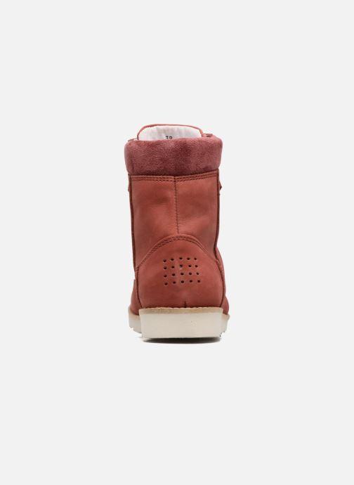 Stiefeletten & Boots TBS Anaick rot ansicht von rechts