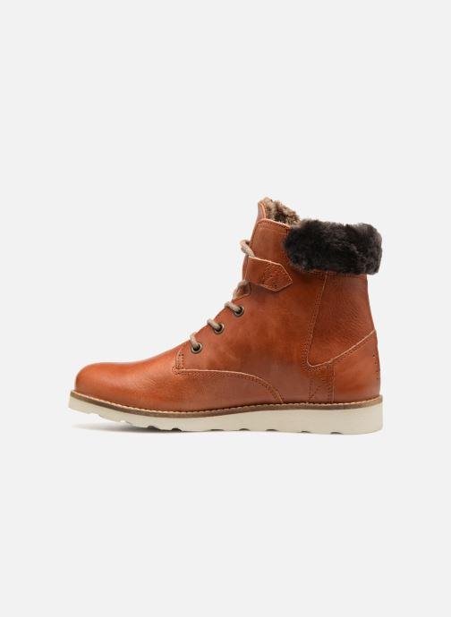 Bottines et boots TBS Anaick Marron vue face