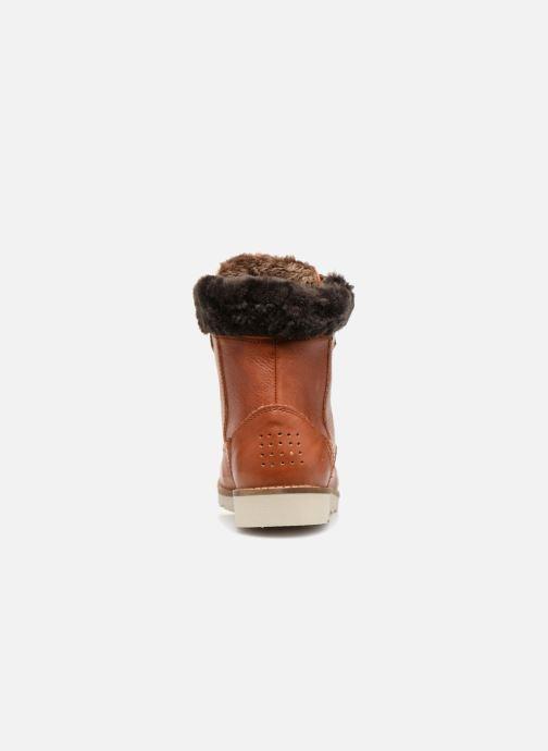 Boots en enkellaarsjes TBS Anaick Bruin rechts