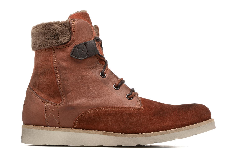 Bottines et boots TBS Anaick Orange vue derrière
