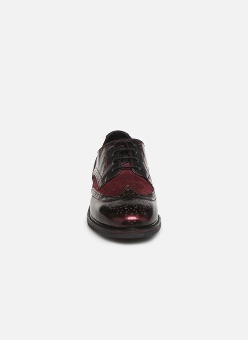 Lace-up shoes TBS Blasty Burgundy model view