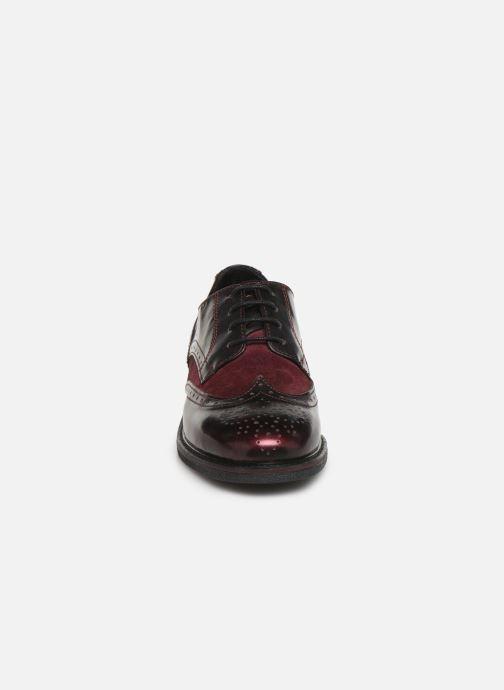Zapatos con cordones TBS Blasty Vino vista del modelo