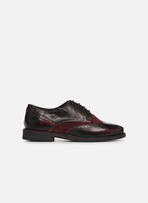Zapatos con cordones TBS Blasty Vino vistra trasera