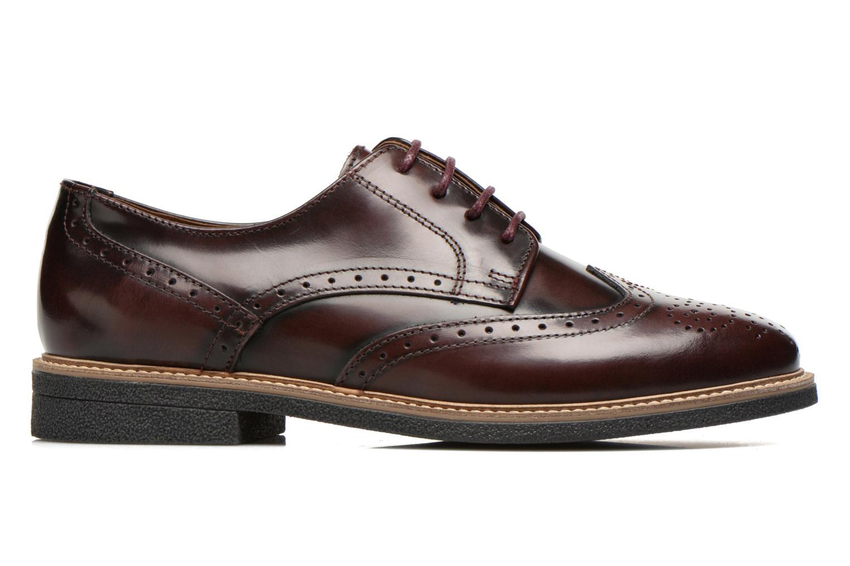 Chaussures à lacets TBS Blasty Bordeaux vue derrière