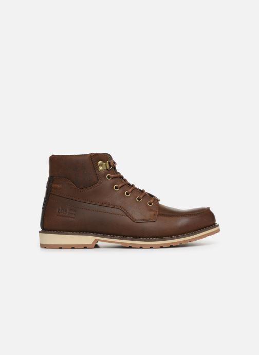 Chaussures à lacets TBS Docker Marron vue derrière