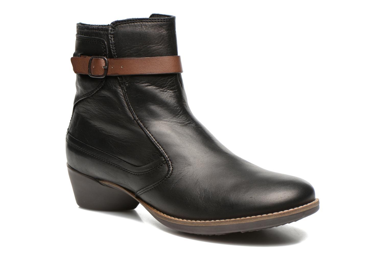 Bottines et boots TBS Gently Noir vue détail/paire