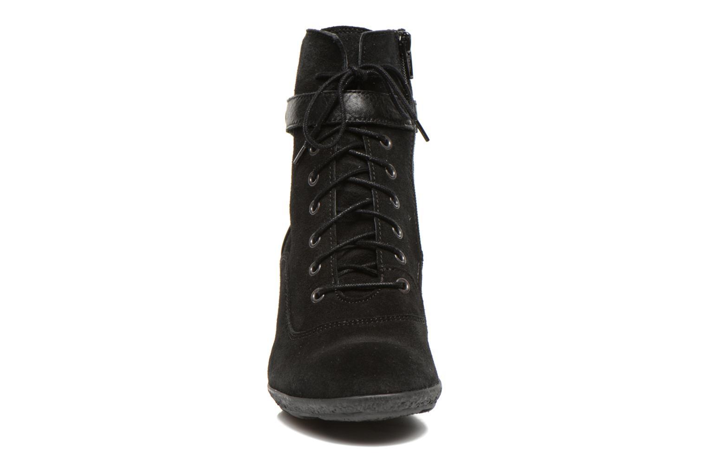 Bottines et boots TBS Wynona Noir vue portées chaussures