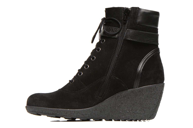 Bottines et boots TBS Wynona Noir vue face