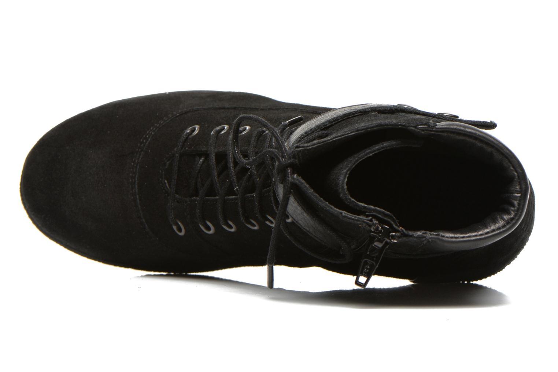 Bottines et boots TBS Wynona Noir vue gauche