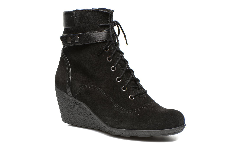 Bottines et boots TBS Wynona Noir vue détail/paire