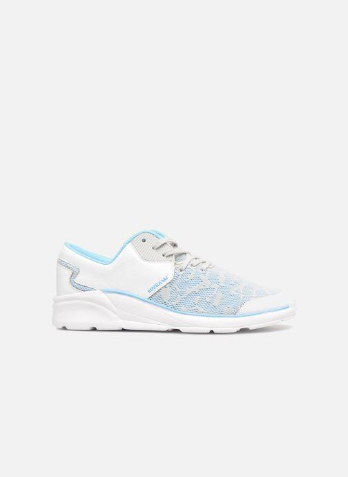 Sneakers Supra Noiz W Wit achterkant