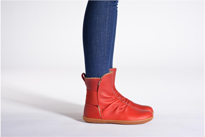 Bottines et boots El Naturalista Viajero NE13 Noir vue bas / vue portée sac