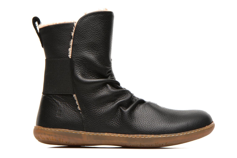 Bottines et boots El Naturalista Viajero NE13 Noir vue derrière