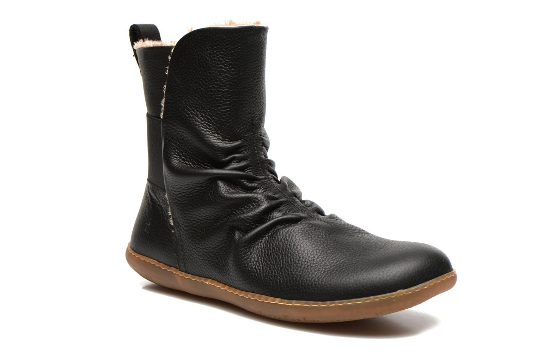Bottines et boots El Naturalista Viajero NE13 Noir vue détail/paire