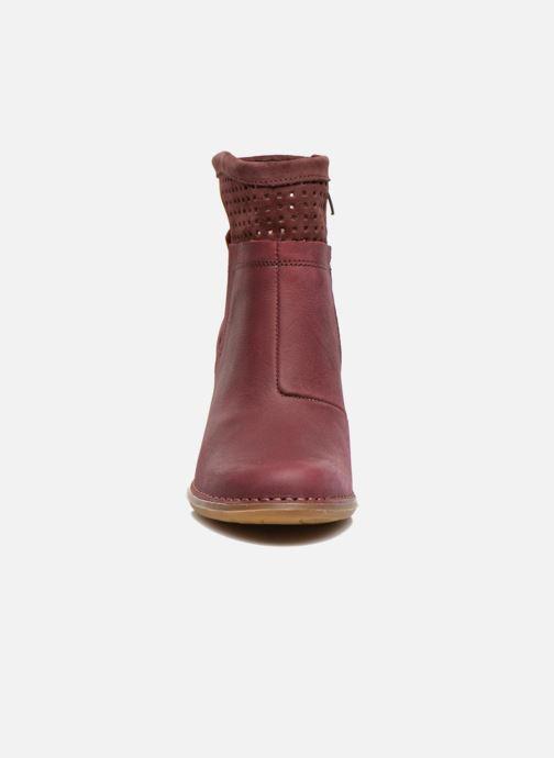 Boots en enkellaarsjes El Naturalista Colibri N495 Bordeaux model
