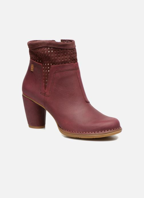 Boots en enkellaarsjes El Naturalista Colibri N495 Bordeaux detail