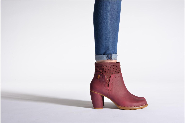 Boots en enkellaarsjes El Naturalista Colibri N495 Bordeaux onder