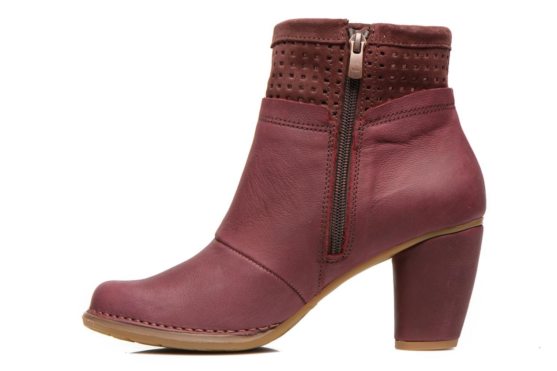 Boots en enkellaarsjes El Naturalista Colibri N495 Bordeaux voorkant