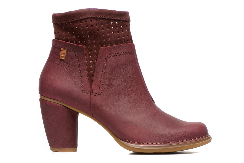 Boots en enkellaarsjes El Naturalista Colibri N495 Bordeaux achterkant