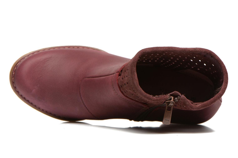 Boots en enkellaarsjes El Naturalista Colibri N495 Bordeaux links