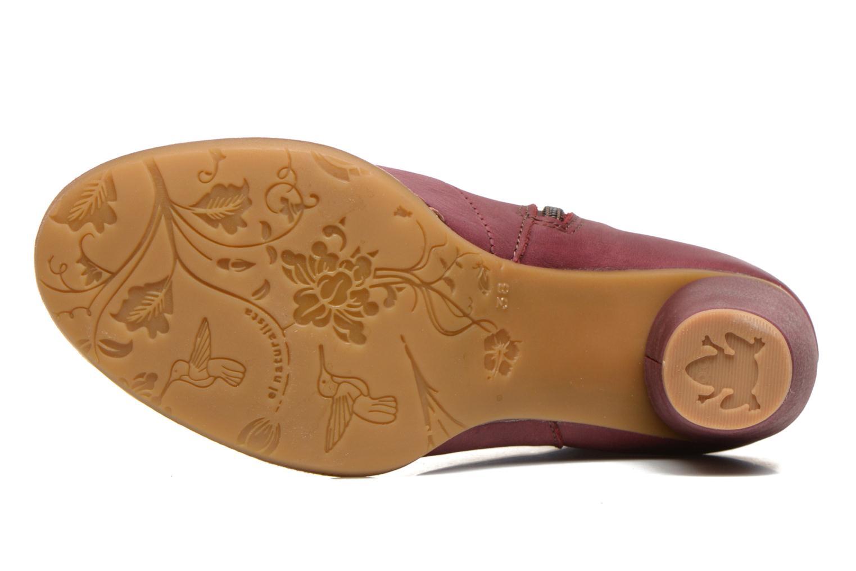 Boots en enkellaarsjes El Naturalista Colibri N495 Bordeaux boven