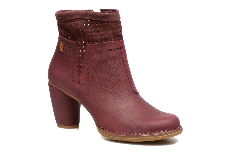 Nuevos zapatos para hombres y mujeres, descuento por tiempo Colibri limitado  El Naturalista Colibri tiempo N495 (Vino) - Botines  en Más cómodo 7b406e