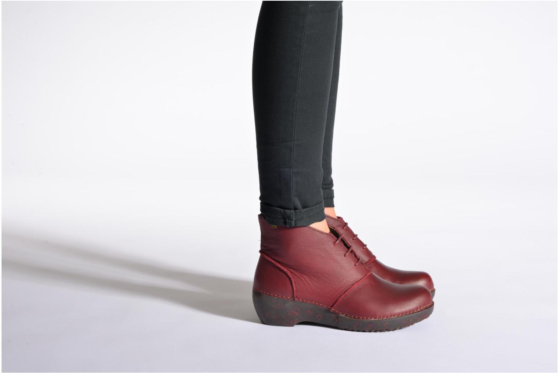 Boots en enkellaarsjes El Naturalista Tricot NC75 Zwart onder